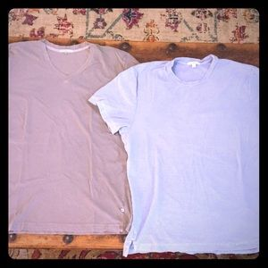 James Perse T-Shirts (Set of 2)